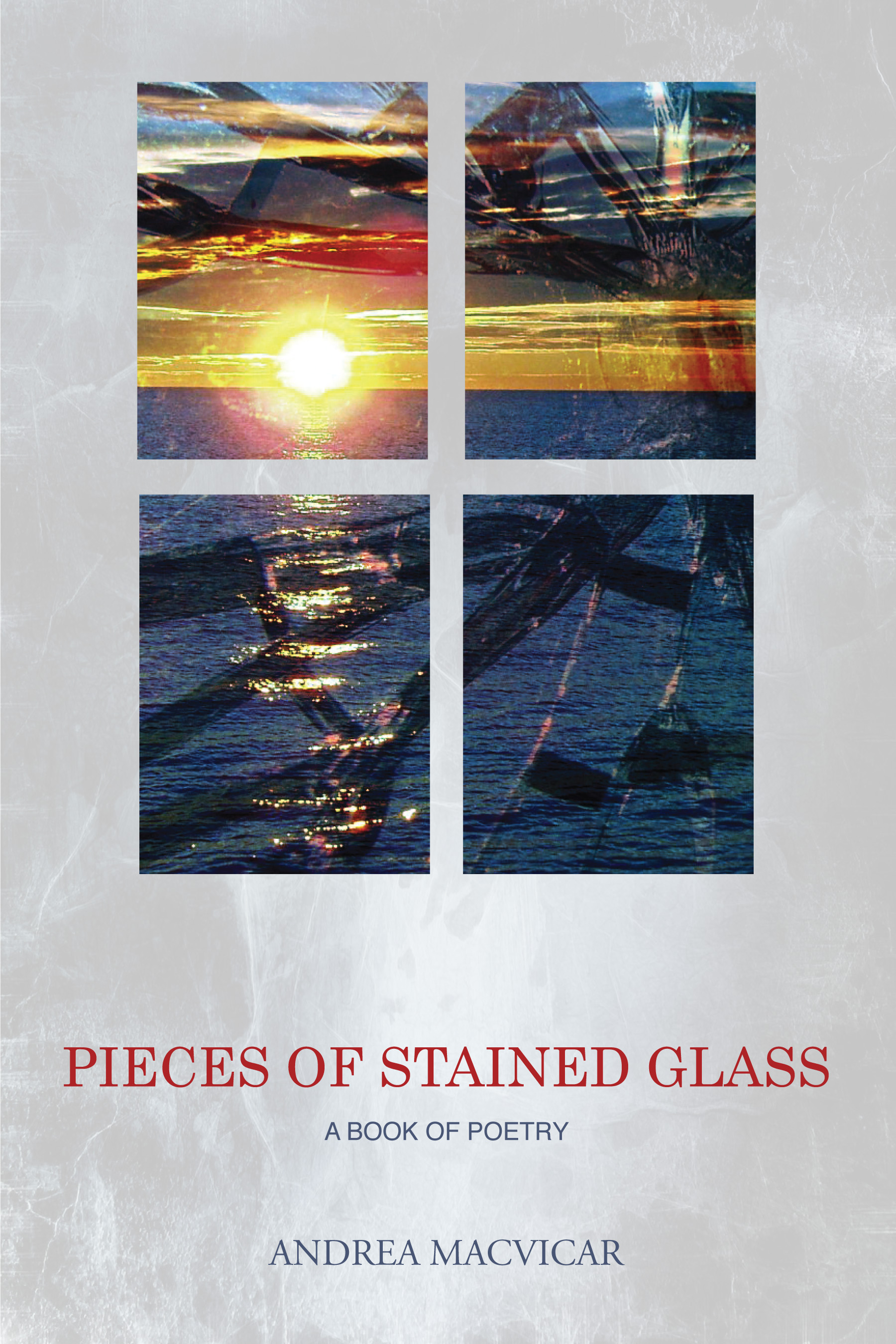 Pieces of Stained Glass